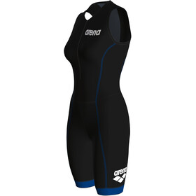 arena Tri Suit ST 2.0 Front Zip Swimsuit Women black/royal